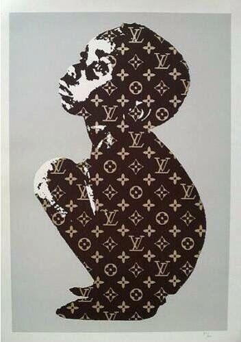 Banksy. Something to ponder