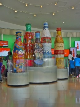 The Coca-Cola Museum in Atlanta: A Must See - The Lobby