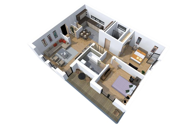 PROPRIETATE REPREZENTATA EXCLUSIV DE AGENTIA PROPERTY LAB  Apartament decomandat, situat in Zona Romanilor, compus din 3 camere dupa cum urmeaza : living, bucatarie, 2 baii, 1 hol, 2 dormitoare si desfasurata pe o SC=105 mp , situat la etajul 1 inalt al primului proiect imobiliar PERFORMANCE SPECIAL BUILDINGS SRL, imobil in constructie, cu aplasament pe str. Patria nr. 23.