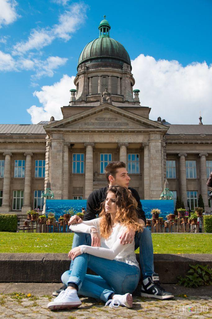 #Photowalk in #Hamburg. #LoveStory Photography. Photosesssion