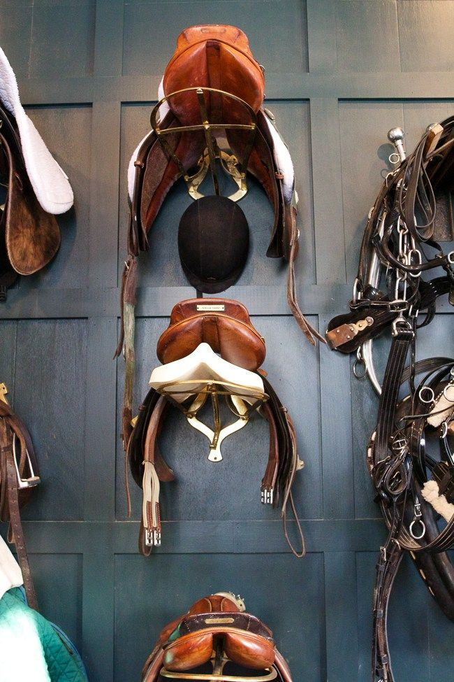 A tack room full of gleaming bridles, rows of oiled saddles, and lots of natural light makes my heart skip a beat. What does your dream tack room look like? I've rounded up 15 tack rooms to inspire you. These tack rooms are filled with lots of amenities that will make you want to move …