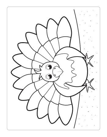 sprout thanksgiving printable coloring pages - photo#27