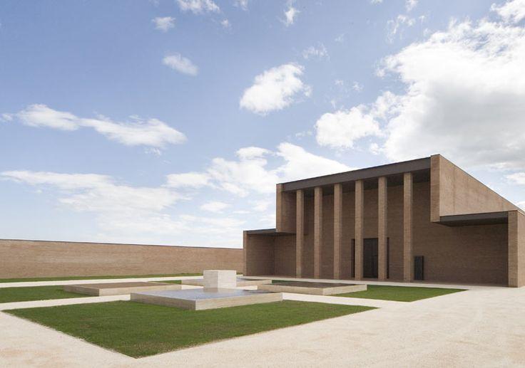 Tempio Cremazione | Edifici Privati | Opere | Zermani Associati Studio di Architettura