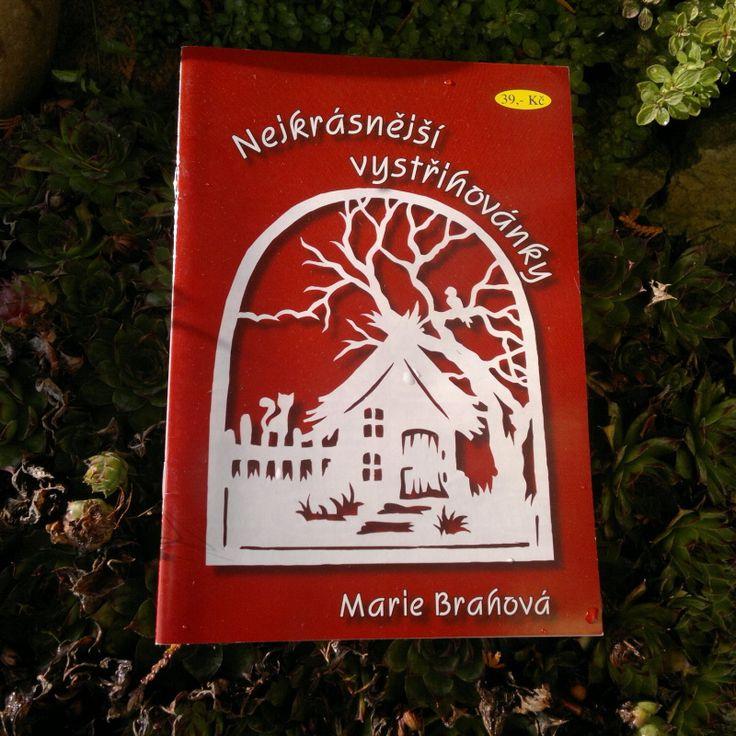 Nejkrásnější vystřihovánky Knížka Nejkrásnější vystřihovánky od Marie Brahové včetně originálních šablon.