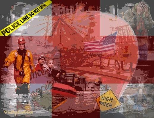 """Scenes of Sandy 2012"" Tribute compilation by Liz Jackson"