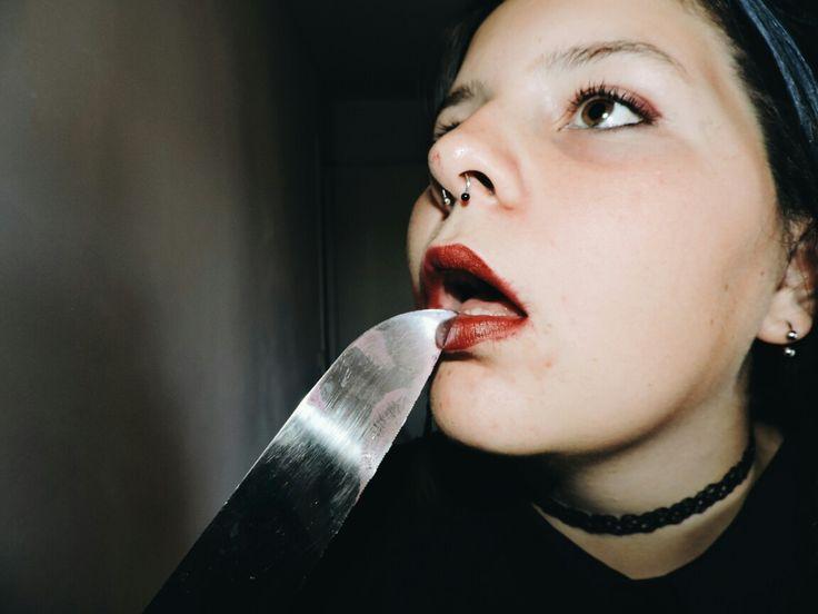 Kiss or kill. Onimoni19