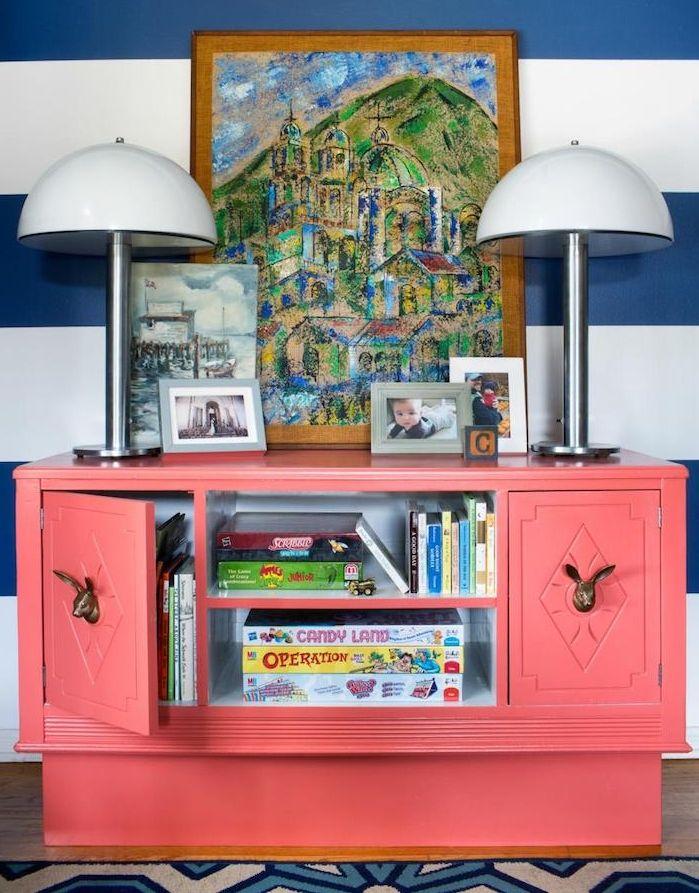 ▷ 1001 + idées comment peindre un meuble ancien