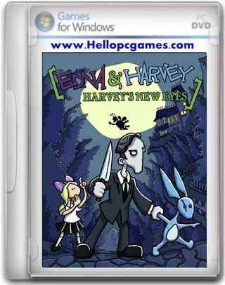 Edna And Harvey New Eyes PC Game File Size: 1.3 GB System Requirements: CPU: Intel Pentium 4 Processor 1.8 GHz OS: Windows Xp,7,Vista,8,10 Ram: 1 GB VGA Memory: 128 MB Graphic Card Hard Free Space Required: 2 GB Direct X: 9.0c Sound Card: Yes Download Related PostsX2 The Threat GameZork Grand Inquisitor GameShrek 2 Team …