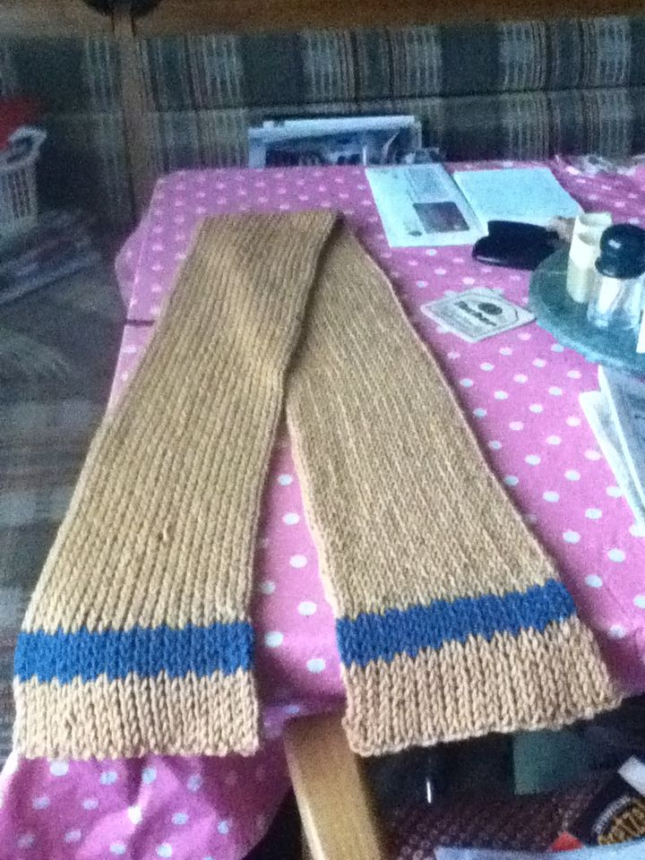 Loom knit scarf | Handmade projects | Pinterest | Loom ...
