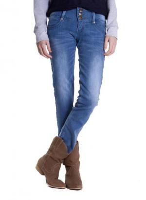 Skinny jean desgastado #Demin #Look #ClubJ #Estilo #Casual #Online
