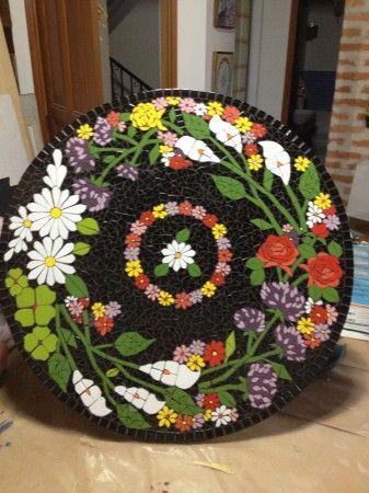 Mosaico | Curso Mosaico |  Arte em Mosaico - ARCANJO DAS ARTES                                                                                                                                                                                 Mais