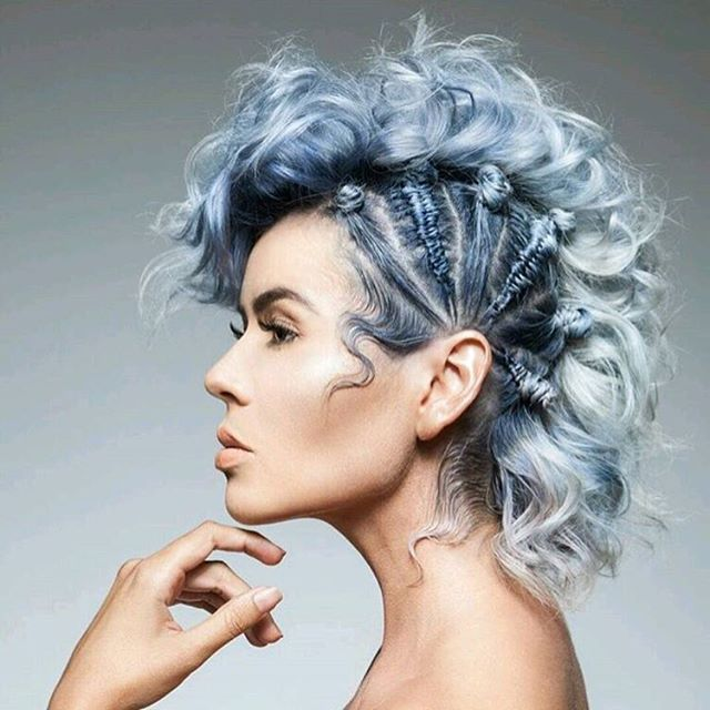 #ESTETICAUSA #ESTETICALIKES ☄❄️ #ICEQUEEN nominated for pro color category in…