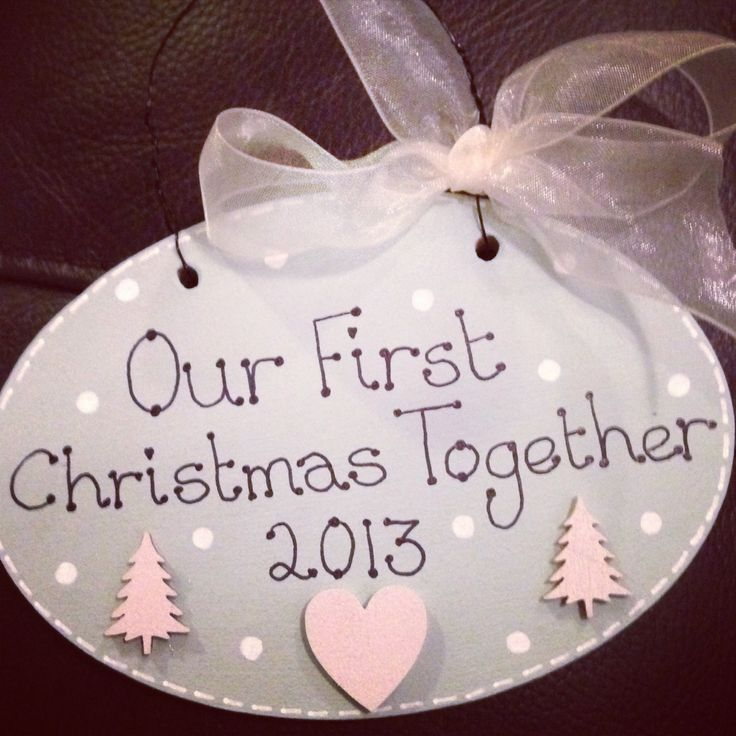 Out first christmas plaque available from twinkle twit crafts £5
