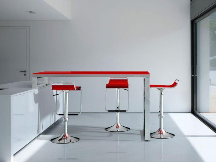 17 best images about barra de cocina on pinterest mesas - Barra para cocina ...