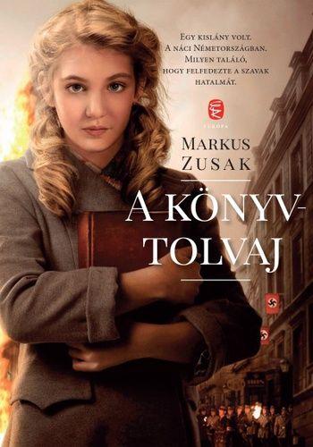 (860) A könyvtolvaj · Markus Zusak · Könyv · Moly