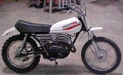 Yamaha MX80 Motorcycle OEM Parts