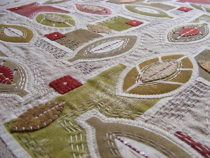 Louise Nichols Textile Artist