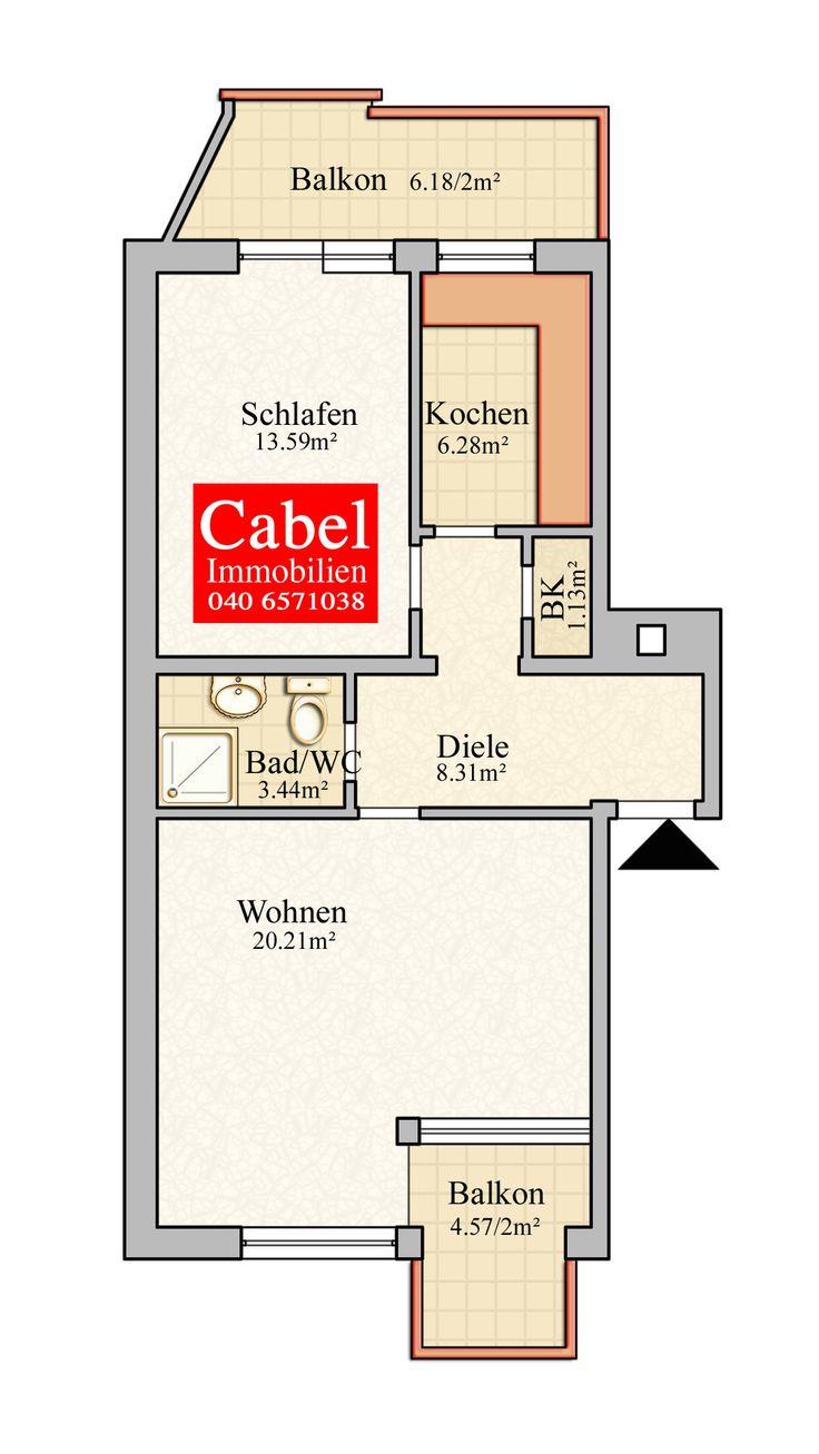 Cabel Immobilien IVD Immobilienmakler Hamburg in Hamburg, Hamburg