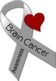 Go Gray for May - Brain Cancer Awareness Month.  My Mother died of Glioblastoma Multiforme Stage 4 brain cancer - the second most aggressive form of brain cancer.  Please share this!