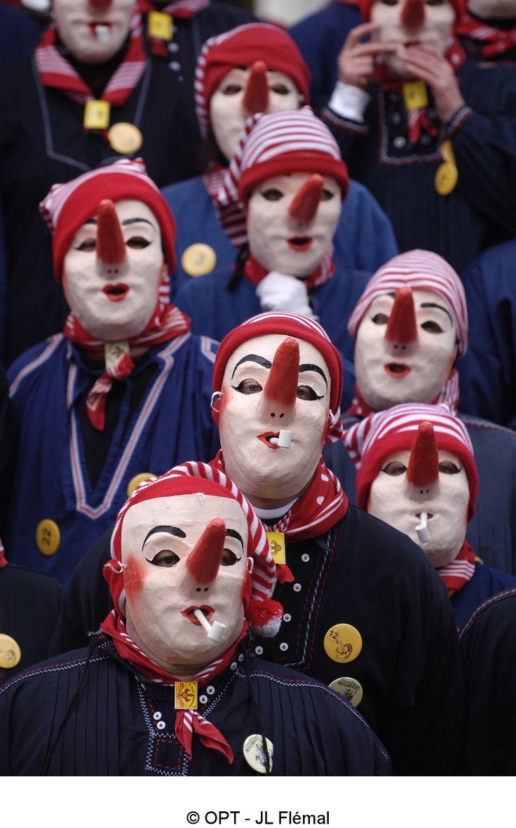 Carnival in Malmedy - Belgium