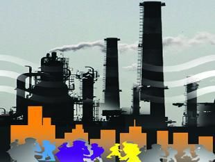 Air pollution in India reducing solar power yield by 17-25%: Study | Respro® Bulletin Board