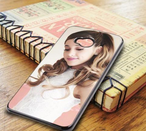 Ariana Grande Beautiful Smile HTC One M7 Case