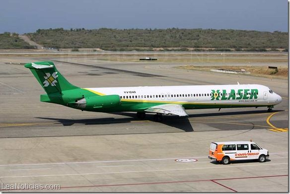 Aerolínea Laser reajusta costo de sus boletos - http://www.leanoticias.com/2014/09/03/aerolinea-laser-reajusta-costo-de-sus-boletos/
