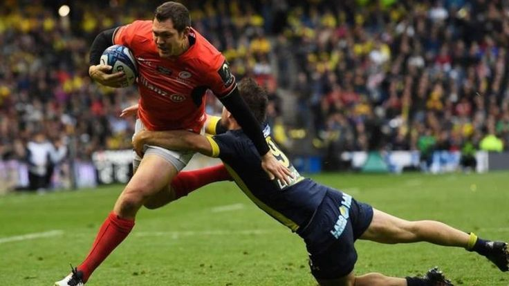 Image copyright                  Getty Images               BT Sport has won the exclusive rights to show the European Rugby Champions Cup and Challenge Cup from the 2018-19 season to the end of 2021-22. Up to 134 matches a season will be shown live on TV in the UK and Ireland... - #BT, #European, #Rights, #Rugby, #Sport, #TV, #Union, #Wins, #World_News
