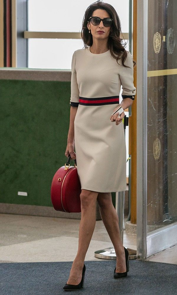 Amal Clooney Is Our Power Dressing Inspiration