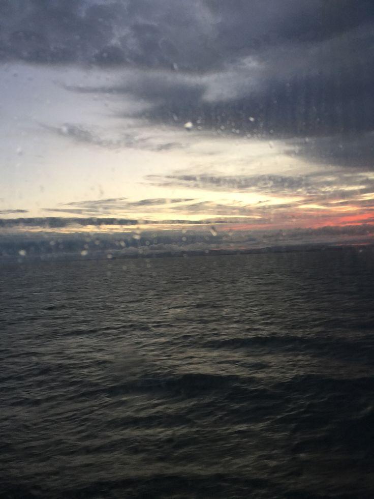 Spirit of Tasmania on the way to Tassie