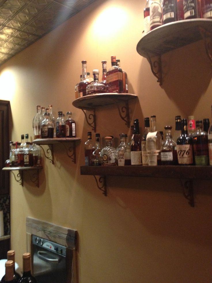 Bourbon Barrel Stave Projects. Kentucky Bourbon Barrel Stave Bottle ...