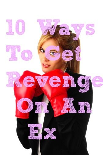 Plotting your revenge at the moment? We have a few tips to help you!