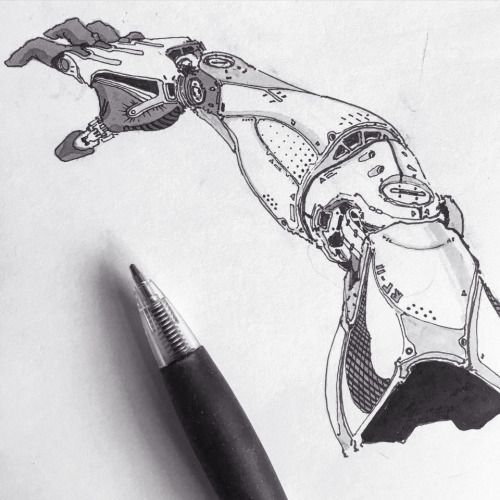 cyberclays: Bionic Robotics Design – by Edon Guraz…