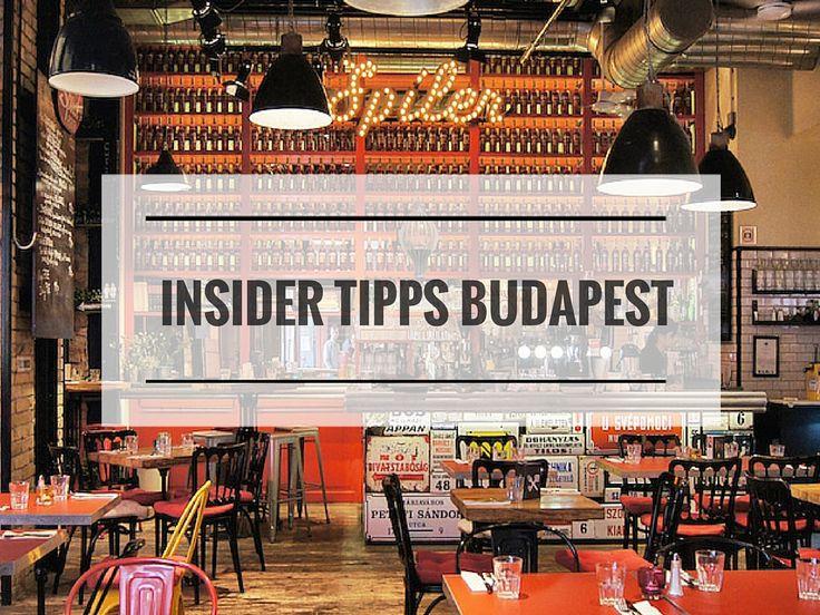 Die besten Insider Tipps für eine Städtereise nach Budapest! www.lilies-diary.com #budapest #städtereise #citytrip