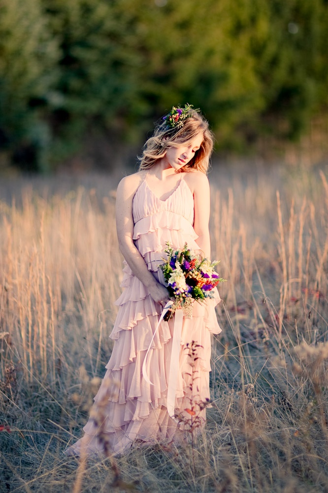 For my hippie wedding I secretly want..