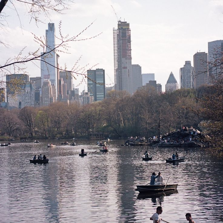 New York Spring by Andres