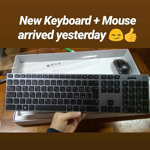 New Keyboard Mouse Arrived Yesterday Share Forexlife Stocks