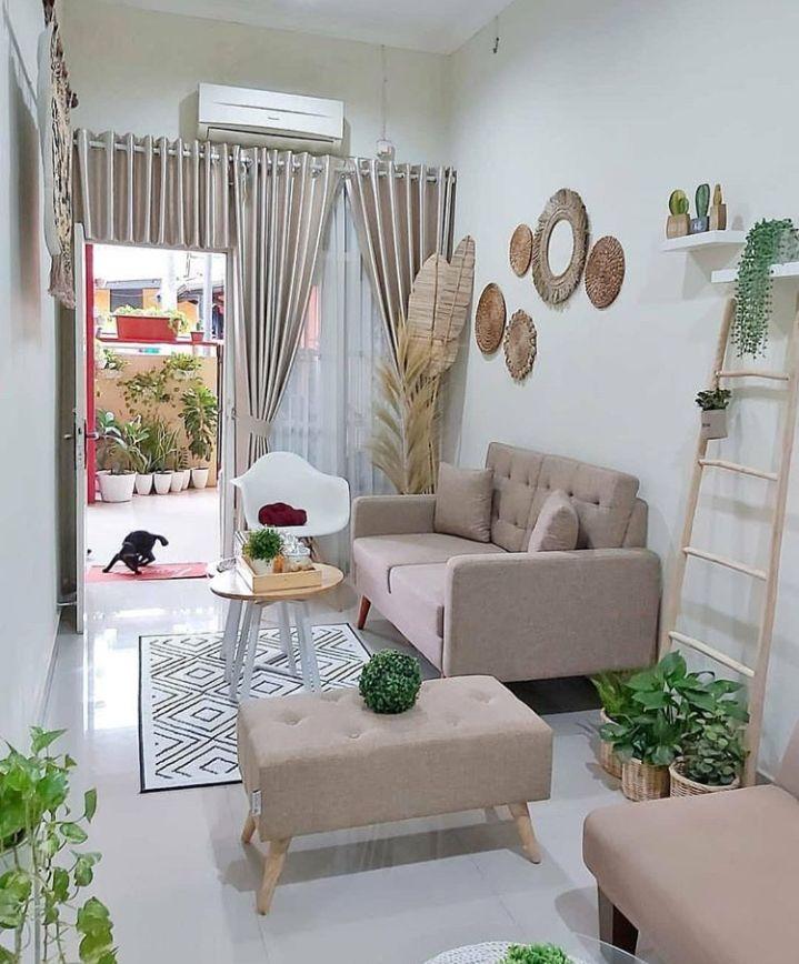 20 Desain Ruang Tamu Minimalis Yang Modern Lebih Terlihat Mewah Dan Elegan Blog I Ide Dekorasi Ruang Tamu Ide Dekorasi Dinding Ruang Tamu Ide Ruang Keluarga