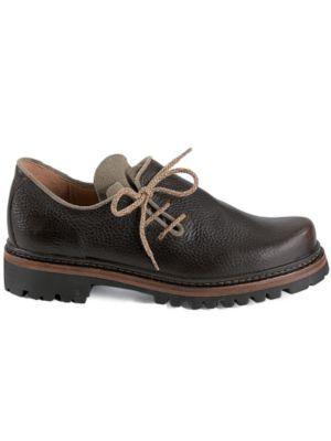 men's aussee side tie shoe.  398