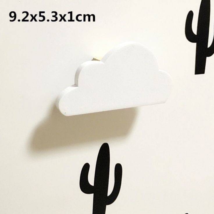 Black cloud monochrome wall hook available at Desa Life. www.desa.life