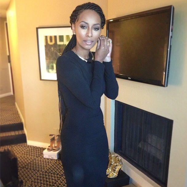 Keri Hilson talks new album with Timbaland: Wants him to treat her like Jay-Z