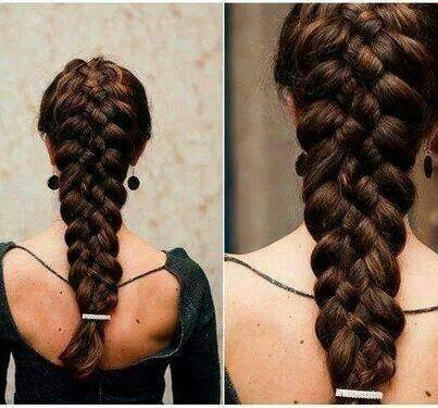 five strand braid instructions