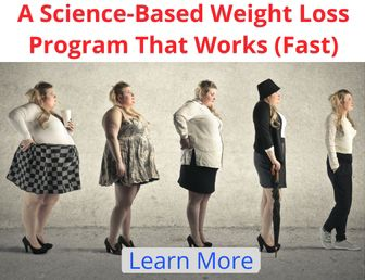 A simple 3-step plan to lose weight fast, along with numerous effective weight loss tips. All of this is supported by science (with references).