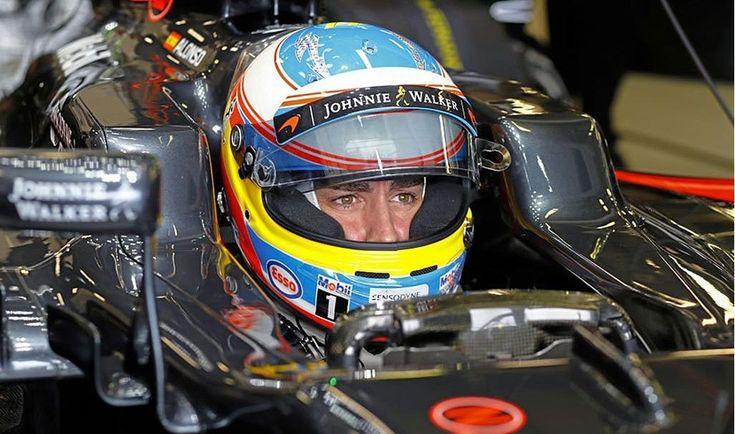 Fernando Alonso planea escribir un libro autobiográfico - http://www.actualidadmotor.com/fernando-alonso-planea-escribir-libro-autobiografico/