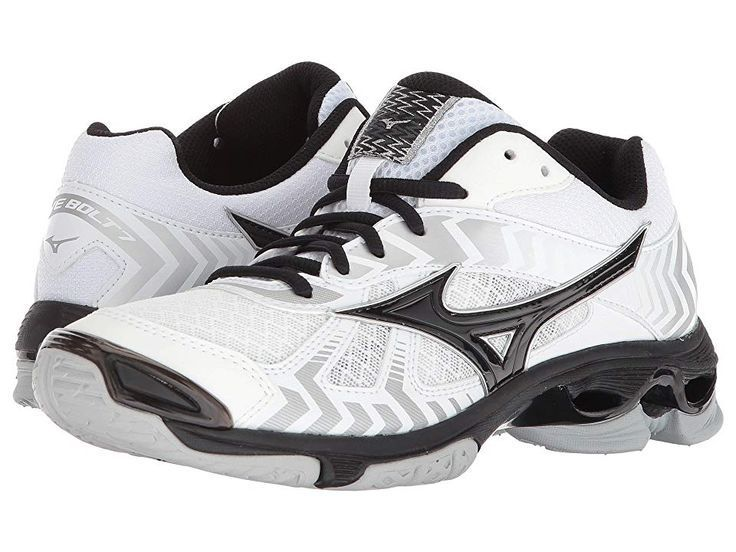 Mizuno Mens Wave Bolt 7 Mid Volleyball Shoes
