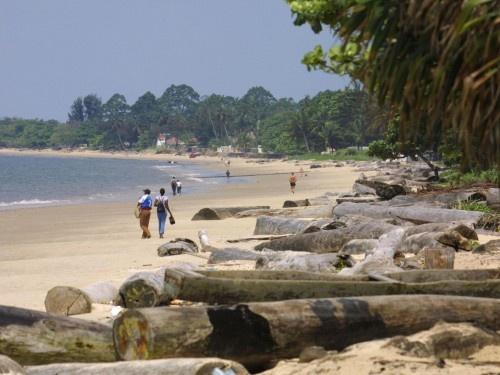 i lived here! Libreville, Gabon