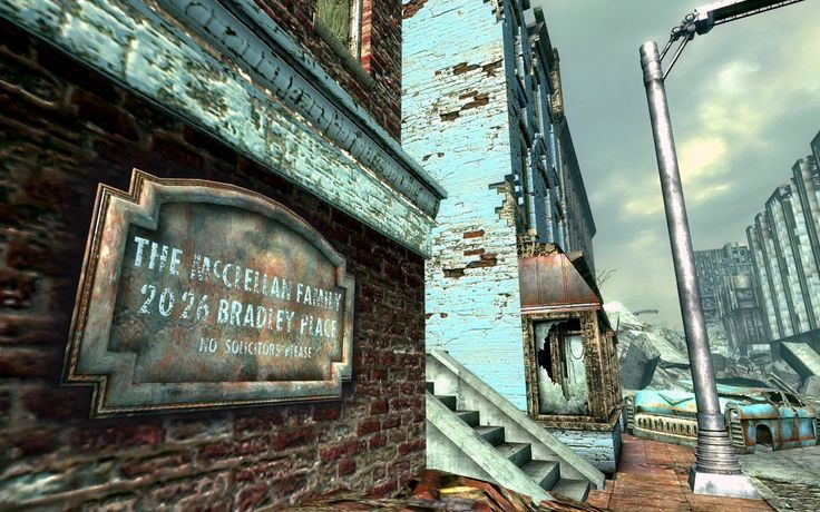 These are all the tragic and weird stories you may have missed in Fallout 3.