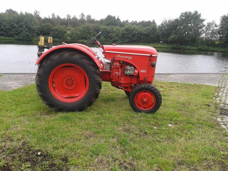 Hanomag,Radschlepper,Oldtimer,Exporttraktor-History,Traktor,Tractor,Niederlande | eBay