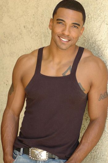 This handsome dude could be Jackson (Christian Keyes) in the movie of Have No Shame