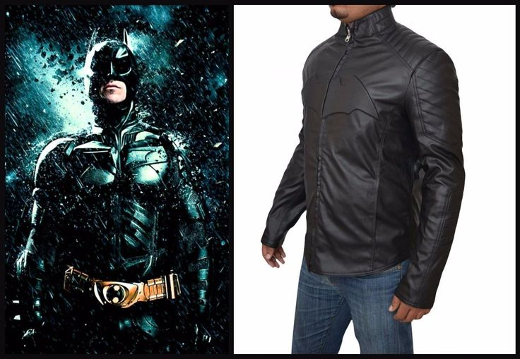 Batman The Dark Knight Rises Jacket